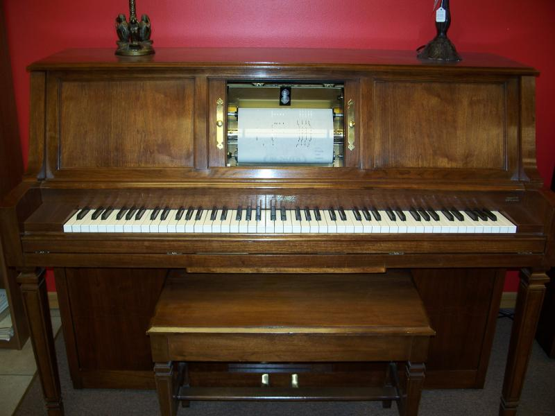 PLAYER PIANO SHOP - USED PIANOS